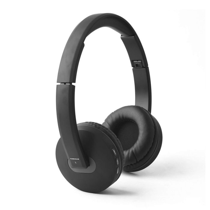 Ambrane WH-5600 Ultra Comfortable Wireless Bluetooth Headphones