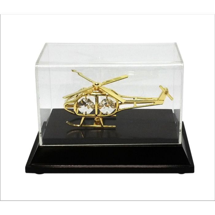 Helicopter 24k Gold Plated