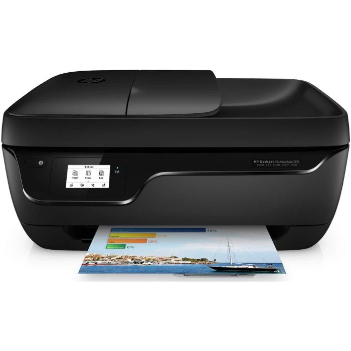 HP DeskJet 3835 All in One Ink Advantage Wireless Colour Printer