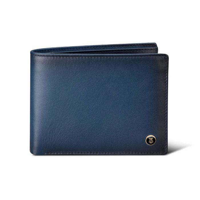 Lapis Bard Leather Wallet