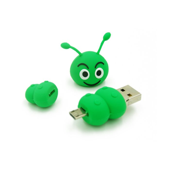 OTG PVC 8GB USB Pen Drive