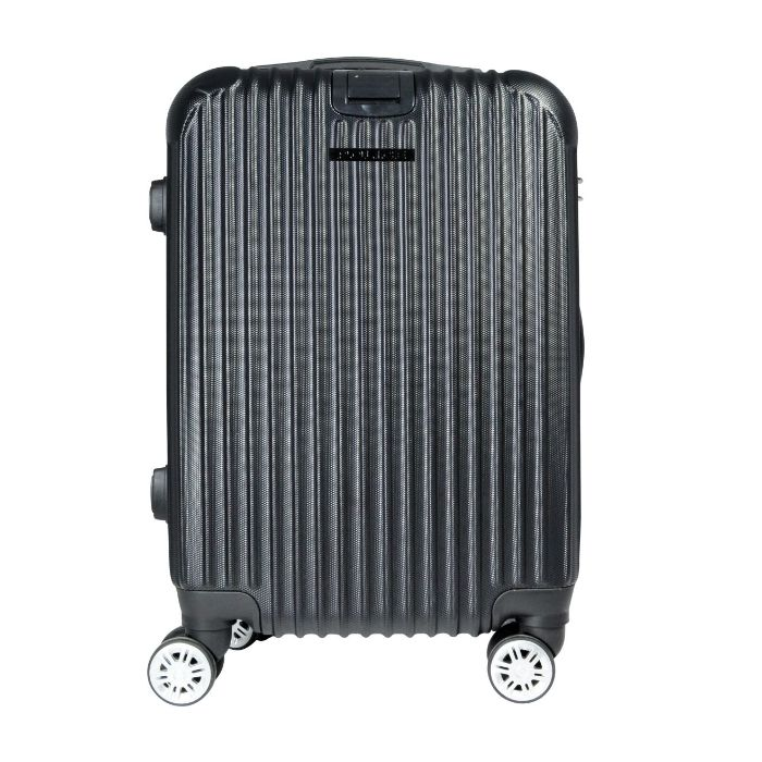 Police Vernier Expandable Cabin Luggage