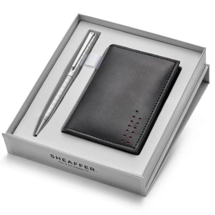 Sheaffer Intensity 9234 Ballpoint Pen With Multipurpose Card Holder