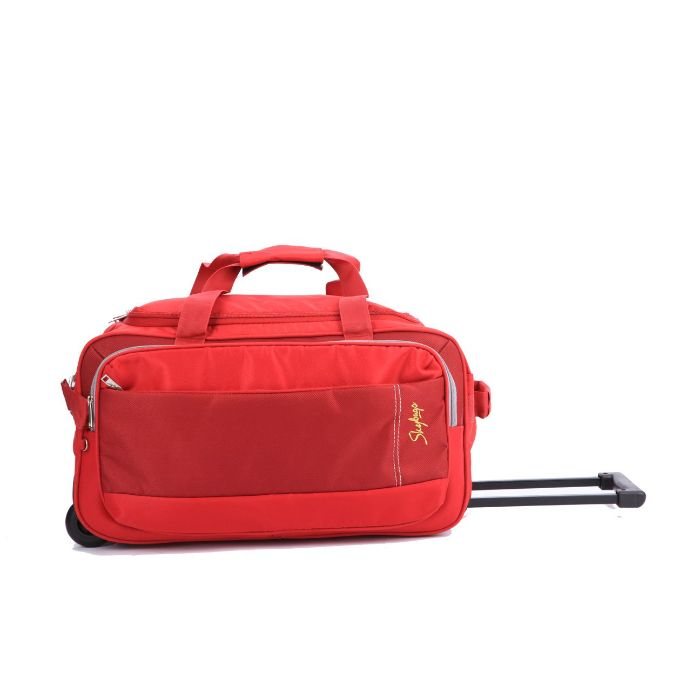 Skybags Italy Travel Duffle Strolly Bag