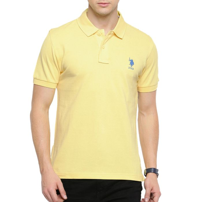 US Polo Collar T-Shirt