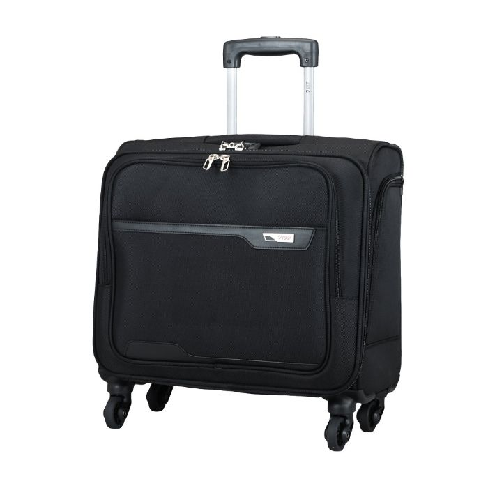 VIP Terminal Overnighter Laptop Trolley Roller Case