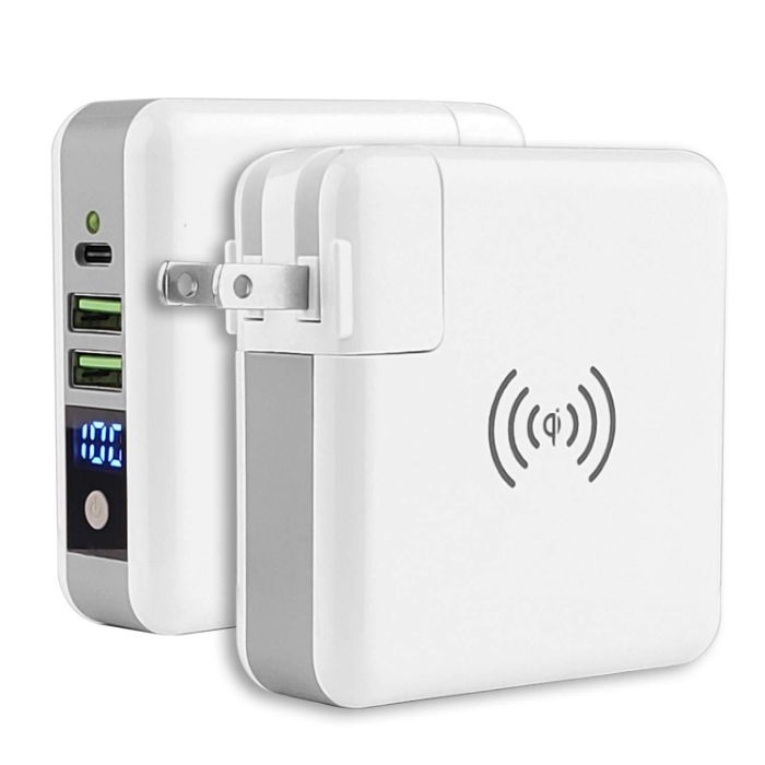 iZukk Adapter 6700 mAh Power Bank